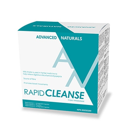 Advanced Naturals Rapid Cleanse A Healthy Solution For You